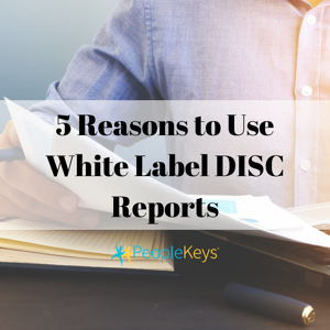 5 reasons to white-label your DISC reports