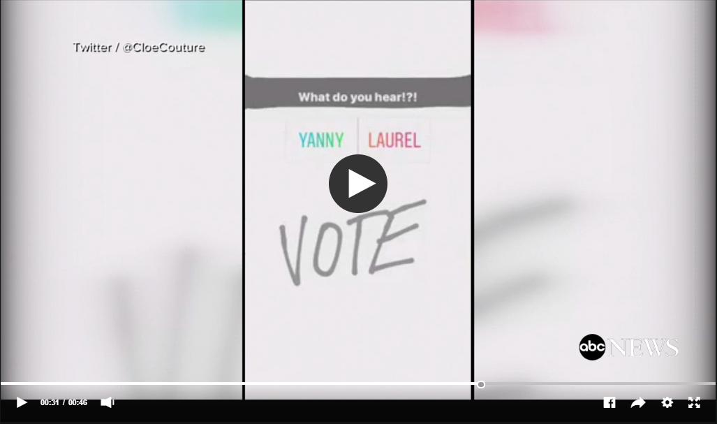 Laurel vs Yanni - What do you hear?