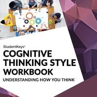 StudentKeys cognitive thinking style workbook