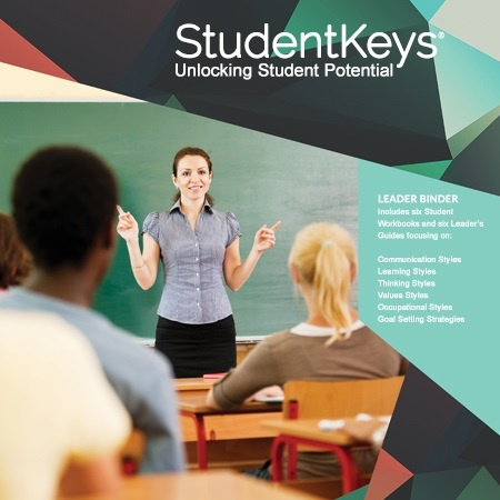 StudentKeys Leader's Binder contains all the resources educators need to help students succeed