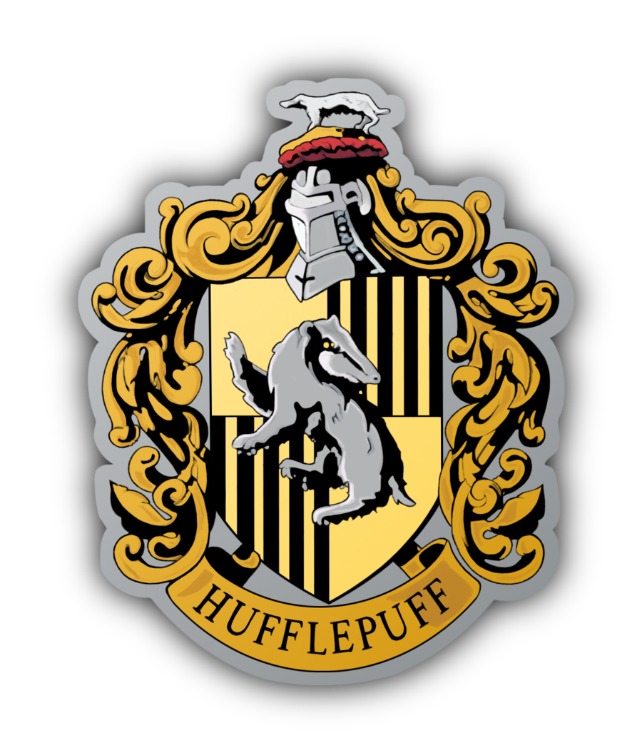 Steady Personality - Hufflepuff House