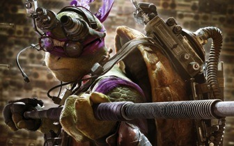 Leonardo: Donnie, what are the odds of surviving this? Donatello: 0.00000003%! Leonardo: I'll take it!