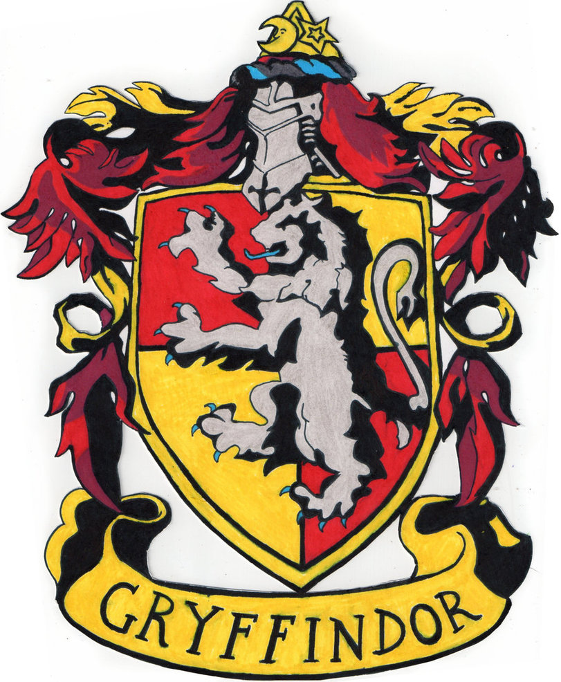 Influential Personality - Gryffindor House