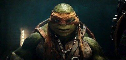 """""""Come with me, I gotta safe place for you to hide. And if you're thirsty I got a secret stash of orange crush behind the fridge. Don't tell Raph."""" -Mikey"""