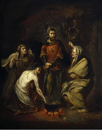 Macbeth and the Witches