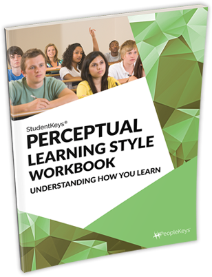 StudentKeys Perceptual Learning Style Workbook