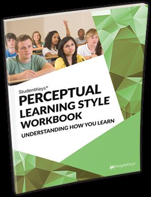 StudentKeys Perceptual Learning Style Workbook
