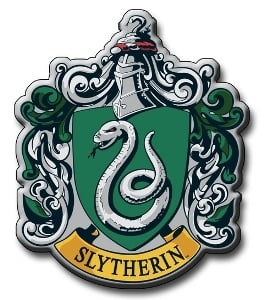 Dominant Personality - Slytherin House