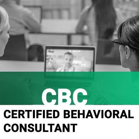 CBC - Certified Behavioral Consultant