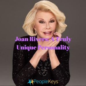 Joan Rivers_ A Truly Unique Personality