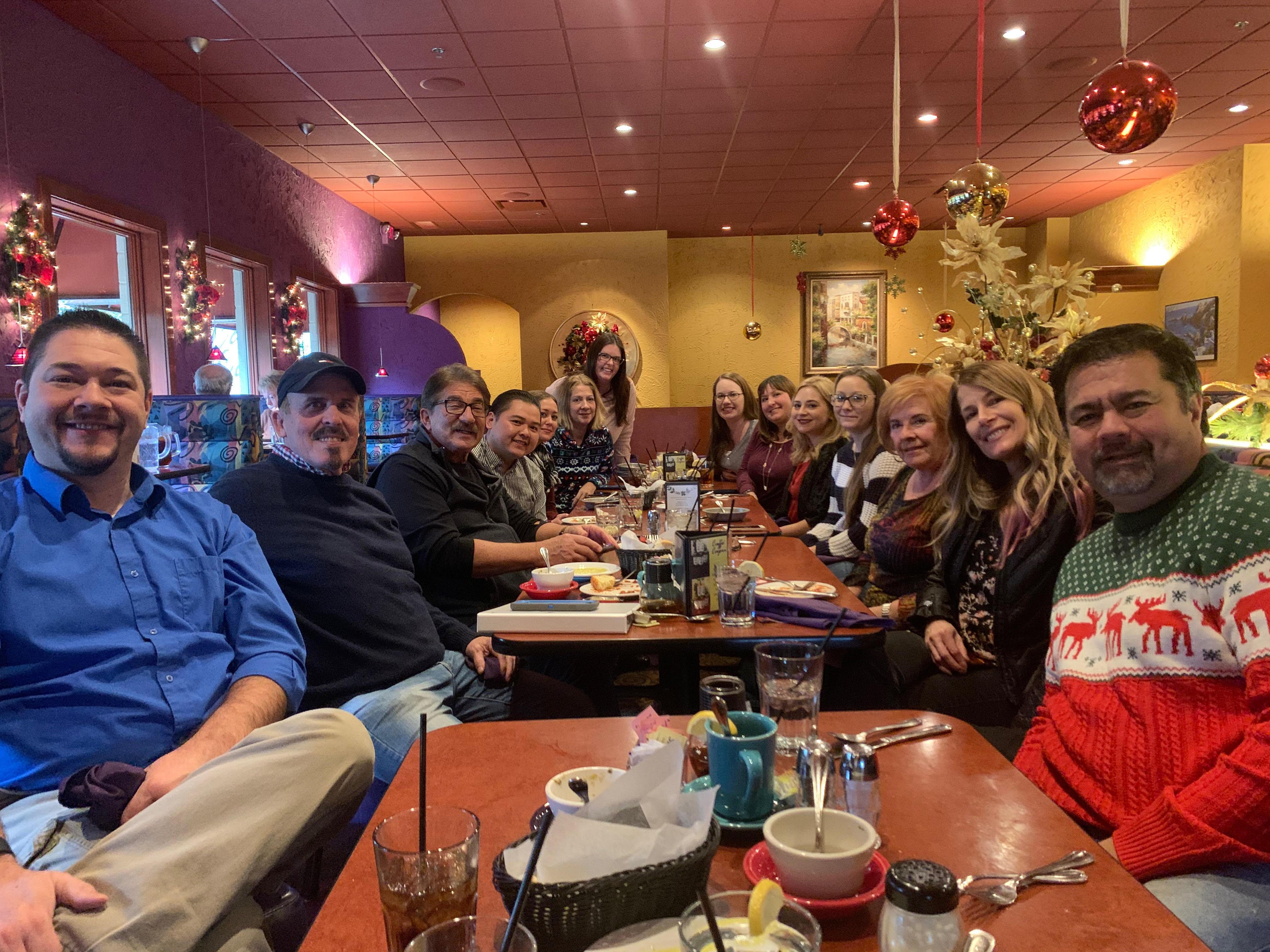 2019 PeopleKeys Christmas Luncheon