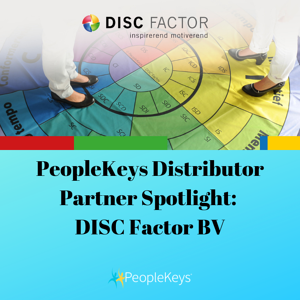 PeopleKeys Distributor Partner Spotlight_ DISC Factor BV