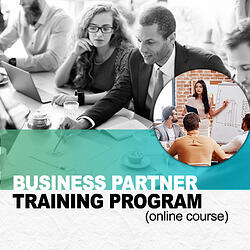 Take your certification to the next level with the PeopleKeys' Business Partner Training Program