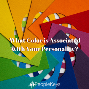 What Color is Associated with Your Personality_