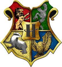 Hogwarts House Crests Simple