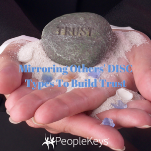 tMirroring Others DISC Types To Build Trus