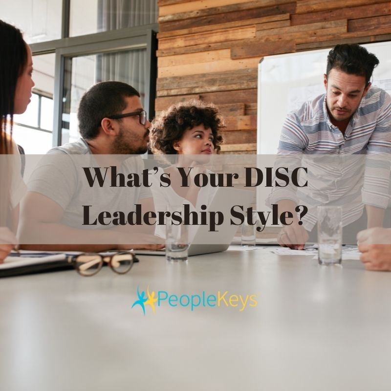 What is your DISC leadership style