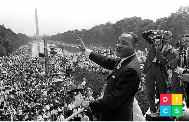The DISC Leadership Style of Martin Luther King, Jr.